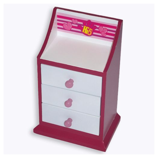 Hi-5 Jewelry Box