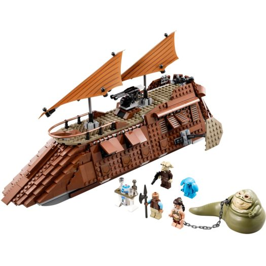 LEGO Star Wars Jabba's Sail Barge