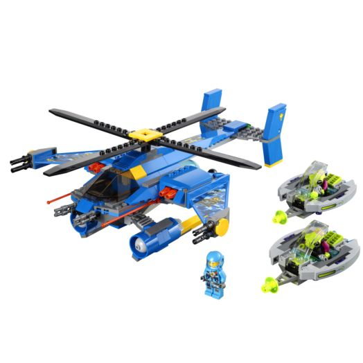 LEGO Jet-Copter Encounter Playset - 7067