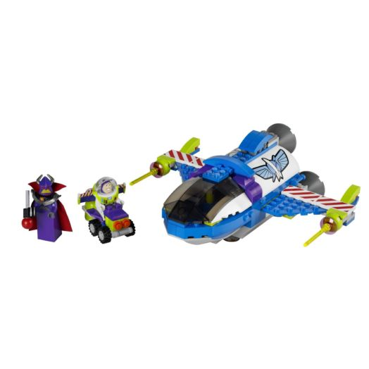 LEGO Toy Story Buzz's Star Command Ship Playset - 7593