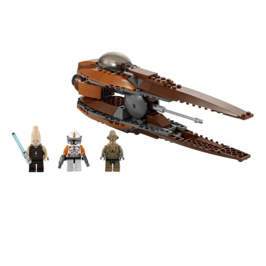 LEGO Star Wars Geonosian Starfighter Playset - 7959
