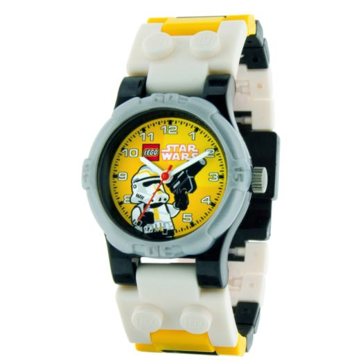 LEGO Star Wars Stormtrooper Watch with Mini Figure