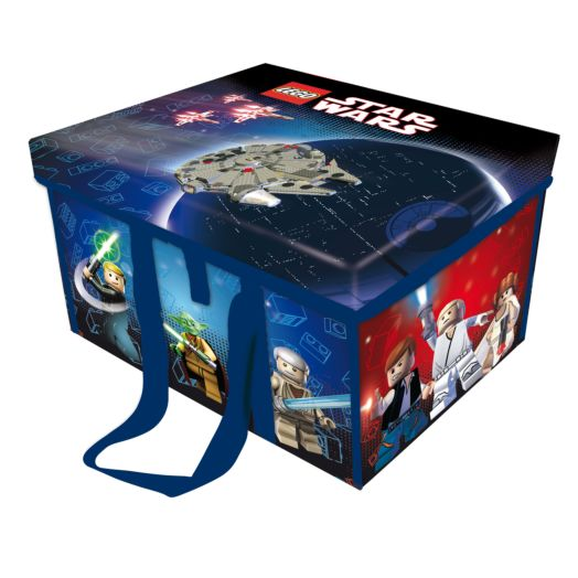LEGO Star Wars ZipBin Storage Case & Playmat