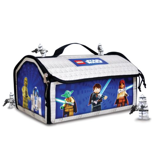 LEGO Star Wars ZipBin Battle Bridge Storage Case