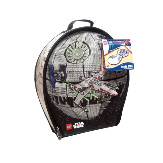 LEGO Star Wars Death Star ZipBin Transforming Toy Box