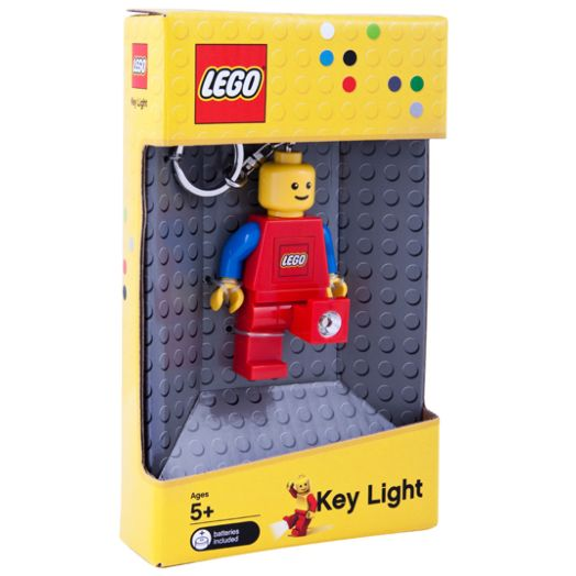 LEGO Red Figure Key Light