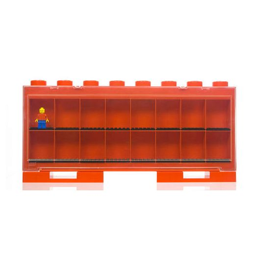 LEGO Large Minifigure Red Case