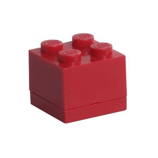 LEGO Storage Mini Box 4 - Red