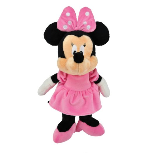 "Mickey Mouse 12"" Plush Minnie Mouse"