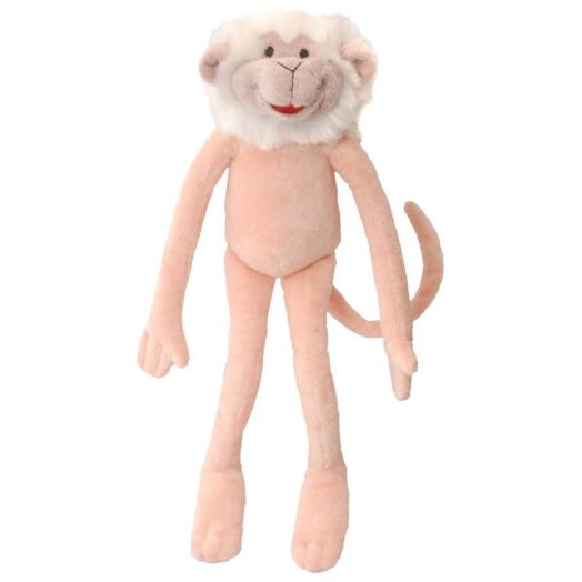"Mama Mirabelle Plush 17"" Chip Hanging Monkey Doll"