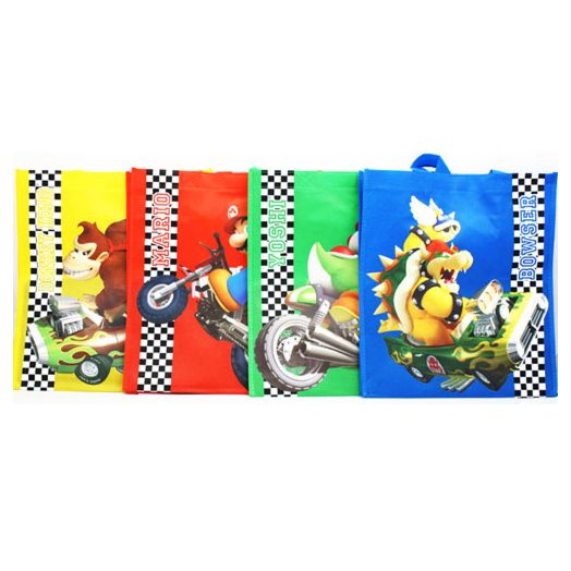 Nintendo Yellow Donkey Kong Shopping Bag
