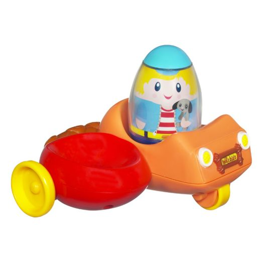 Playskool Weebles Wobblin Go-Cart - Boy