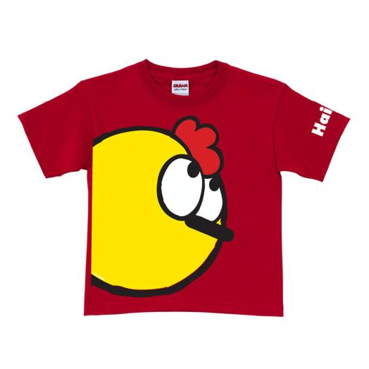 Peep Close-Up Red T-Shirt