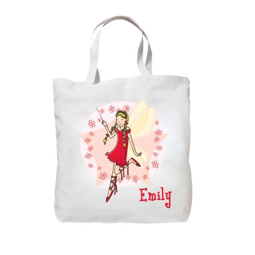Rainbow Magic Ruby Tote Bag