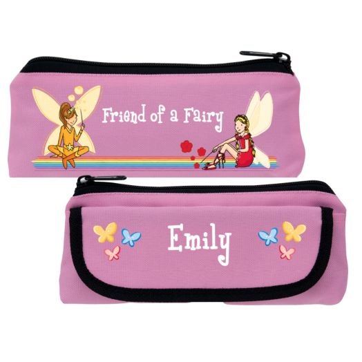 Rainbow Magic Friend of a Fairy Pink Pencil Case