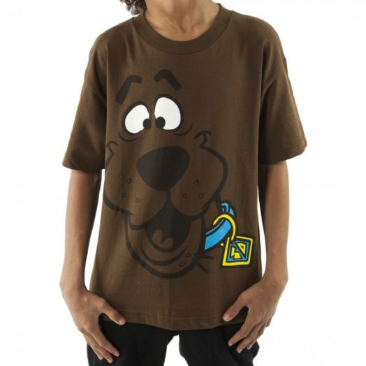 Scooby Doo Big Face Youth T-Shirt