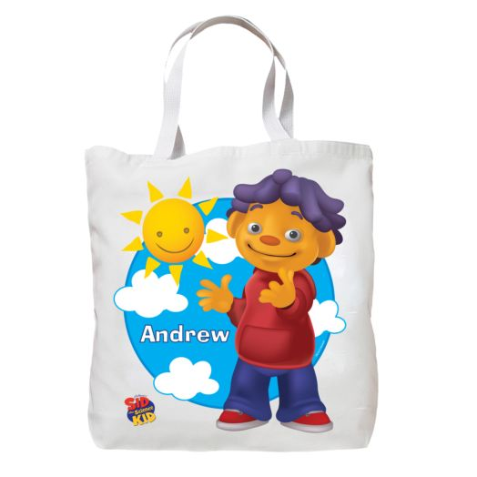 Sid the Science Kid Sunny Day Tote Bag