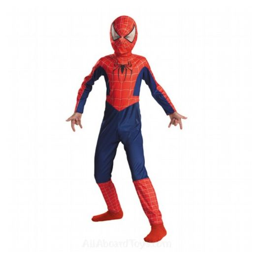 Spiderman 3 Costume
