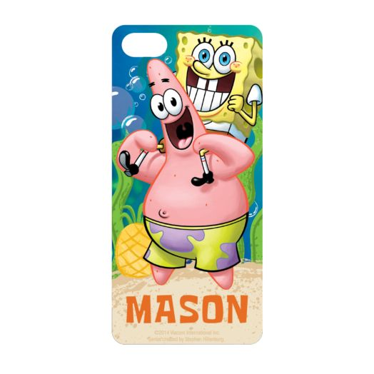 Spongebob Squarepants Starfish Friends iPhone 5 Case