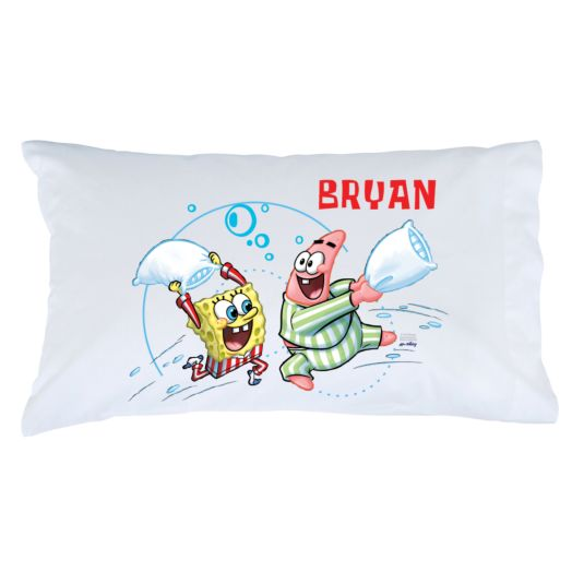 SpongeBob SquarePants Pillow Fight Pillowcase