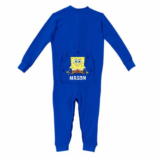 SpongeBob SquarePants Royal Blue Playwear