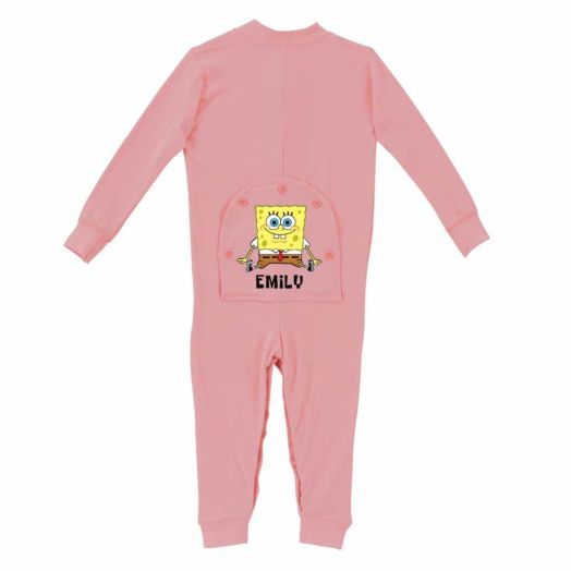 SpongeBob SquarePants Pink Playwear