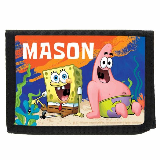 SpongeBob SquarePants Friends Wallet