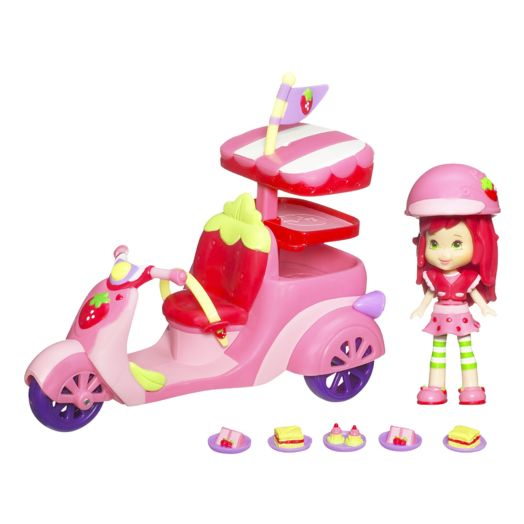 Strawberry Shortcake Goodies-To-Go Scooter