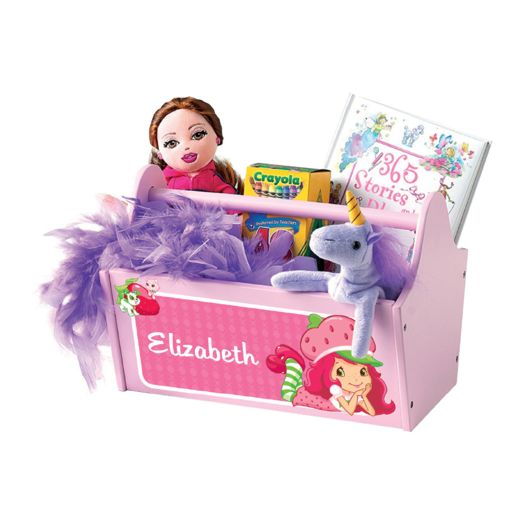 Strawberry Shortcake Fruitastic Toy Caddy