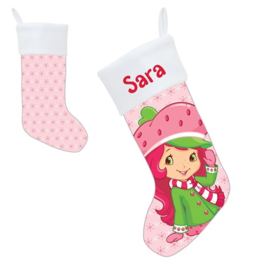 Strawberry Shortcake Berry Merry Stocking