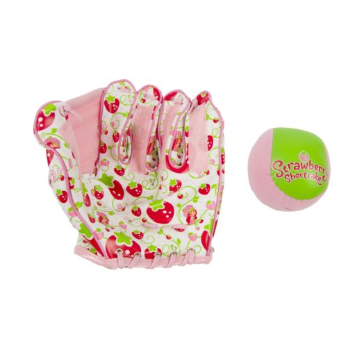 Strawberry Shortcake Mitt & Ball Set
