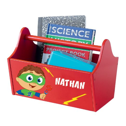 Super Why Why Writer Toy Caddy