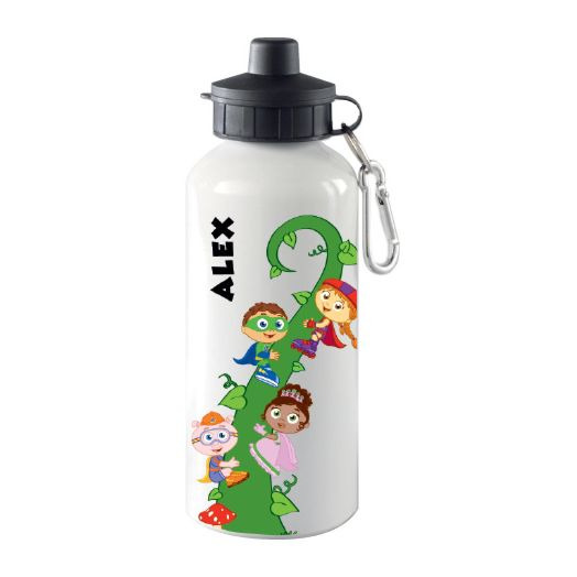 Super Why To the Rescue Water Bottle