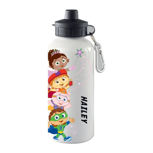 Super Why Super Readers Water Bottle