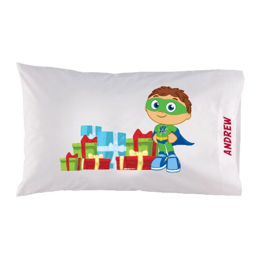 Super Why Gifts Pillowcase