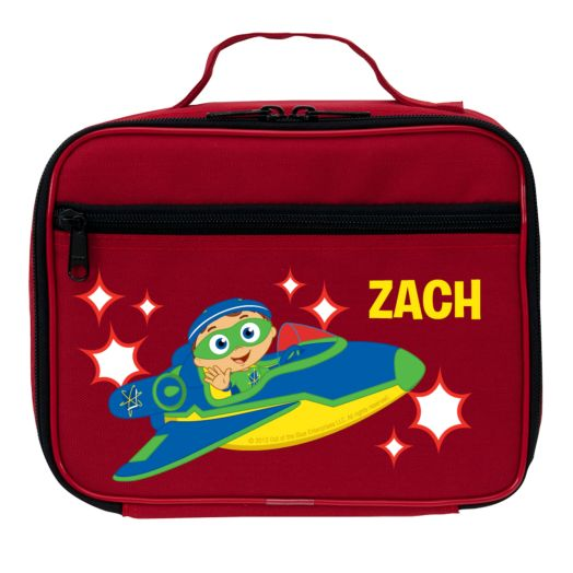 Super Why Back To The Book Club! Red Lunch Bag