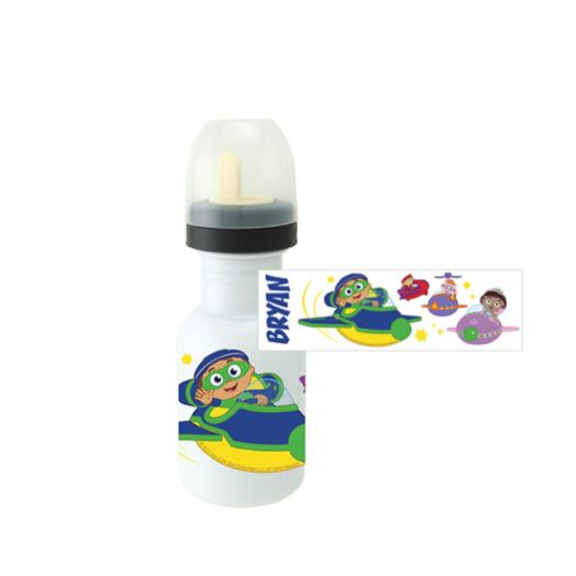 Super Why Why Flyers Sippy Bottle
