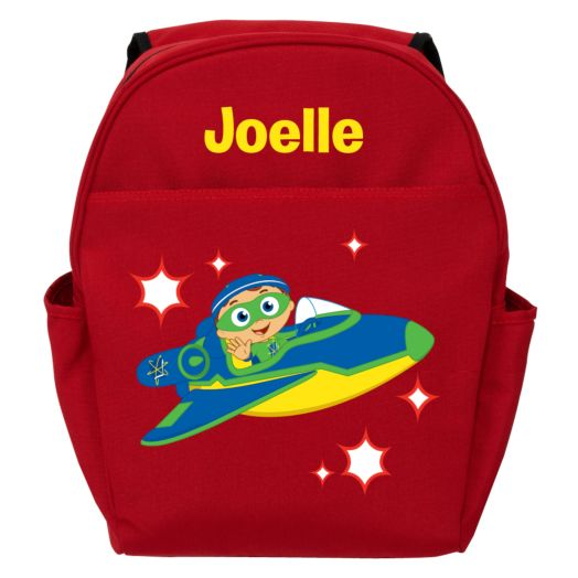 Super Why Why Flyer Red Toddler Backpack
