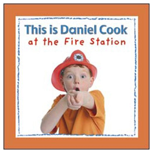 This is Daniel Cook at the Fire Station Book