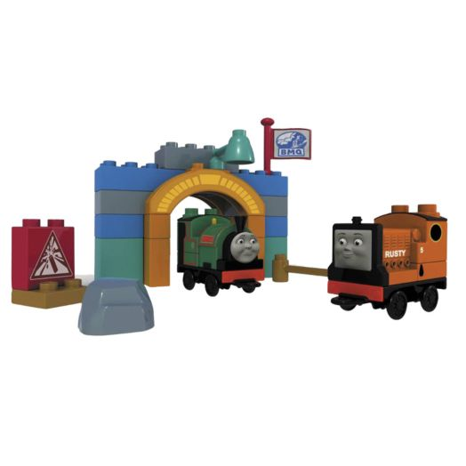 MEGA Bloks Thomas & Friends Blue Mountain Crew Playset
