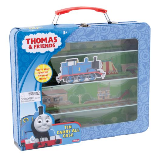 Thomas & Friends Useful Extras Tin Train Case