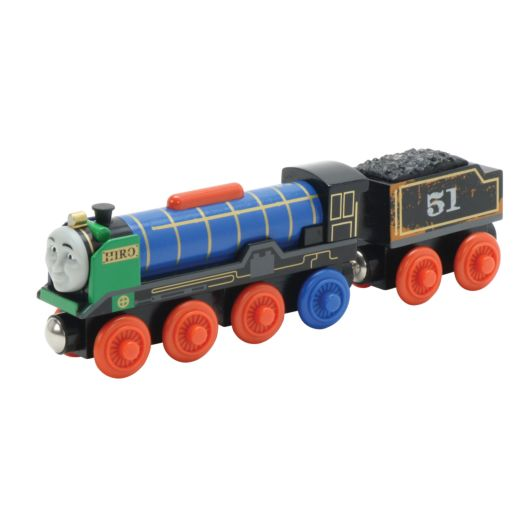 Thomas & Friends Wooden Railway Patchwork Hiro Wooden Train
