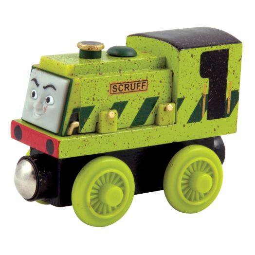 Thomas & Friends Wooden Railway Scruff Vehicle
