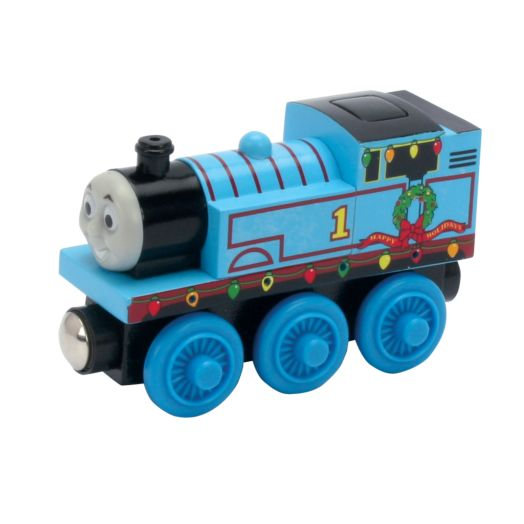 Thomas & Friends Wooden Railway Holiday Lights Thomas