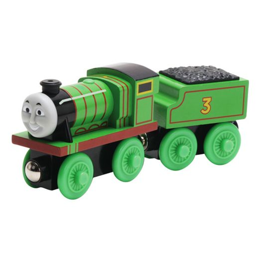 Thomas & Friends Wooden Railway Early Engineers Henry Train