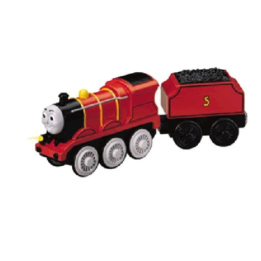 Thomas & Friends Wooden Railway Battery Powered James