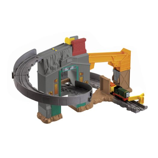 Thomas & Friends Take-N-Play Twist & Tumble Cargo Drop Set