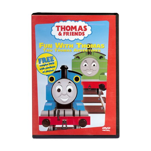 Thomas & Friends Fun With Thomas Sampler DVD