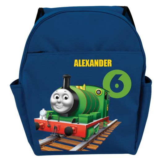 Thomas & Friends Percy Blue Toddler Backpack