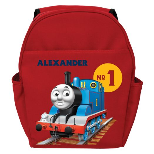 Thomas & Friends No. 1 Red Toddler Backpack
